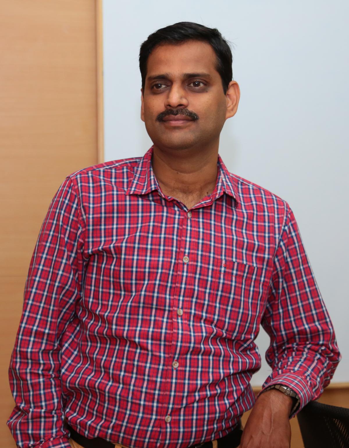 Gopalakrishnan R. picture