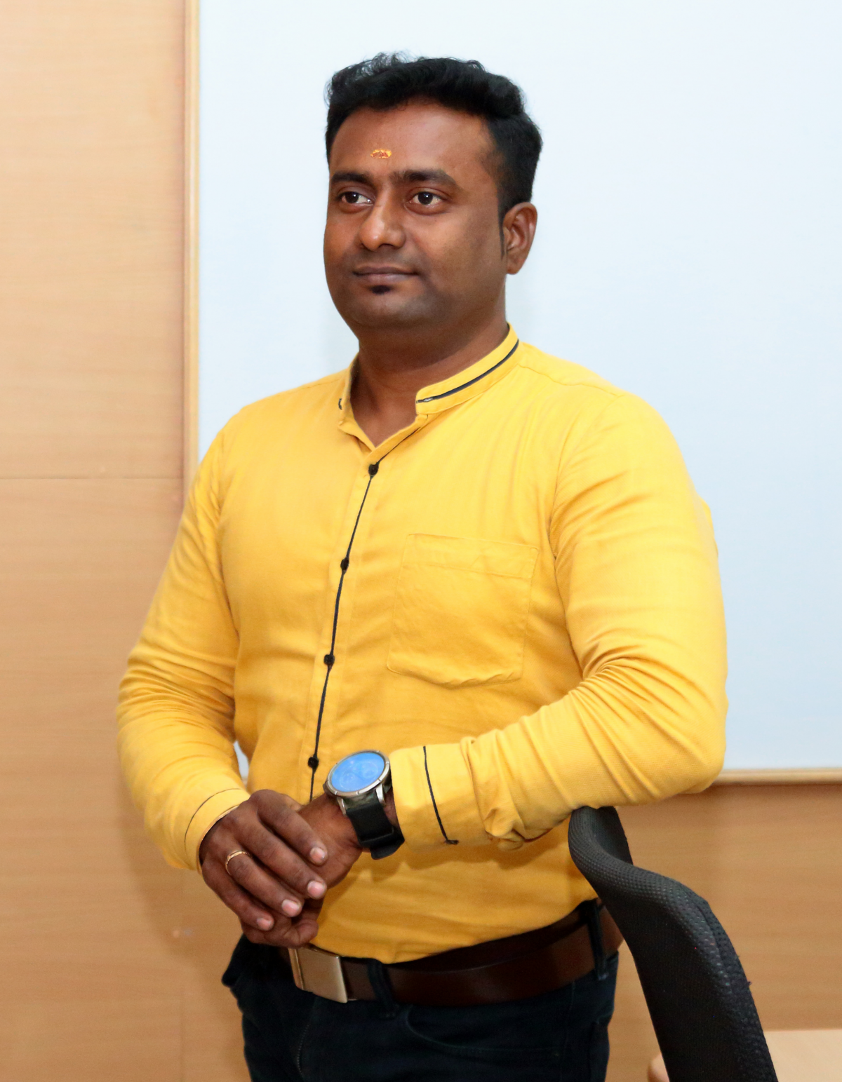 Srinivasan M picture