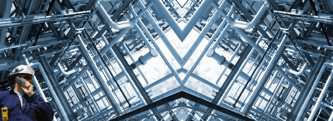 Industrial Automation Banner Image
