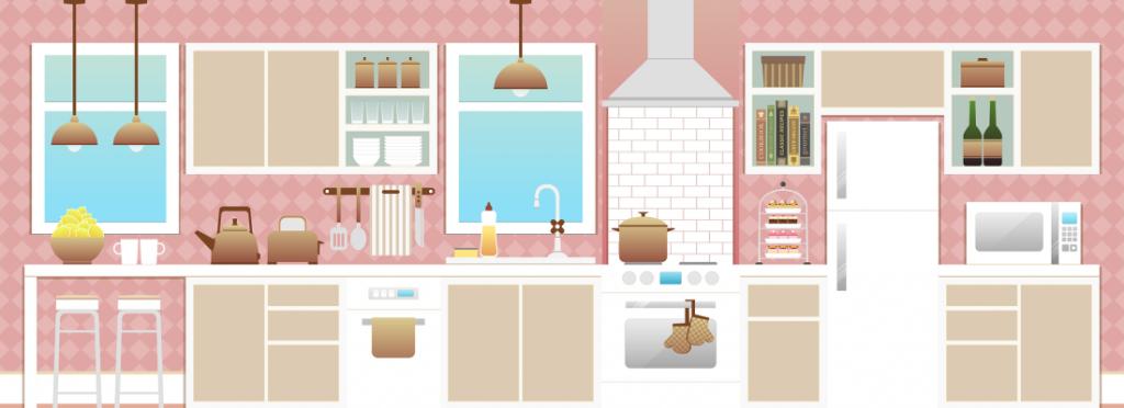 sosaley's iot in kitchen