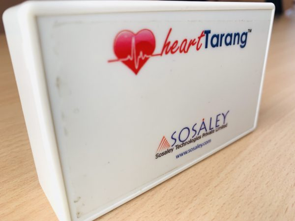 sosaley wireless ecg 1